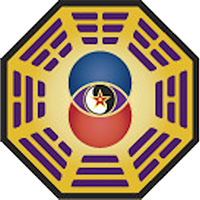 Healing Tao USA Medical and Spiritual Qigong (Chi Kung) Logo