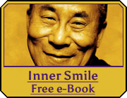 Inner Smile free eBook with Signup to Newsletter