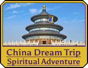 China Dream Trip Spiritual Adventure