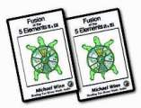 Fusion of five elements 8 audio cds