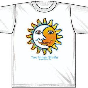 tao inner smile tshirt