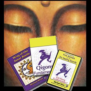 Medical & Spiritual Qigong Fundamentals 1 & 2 Home Study